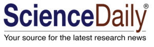 Science Daily logo.