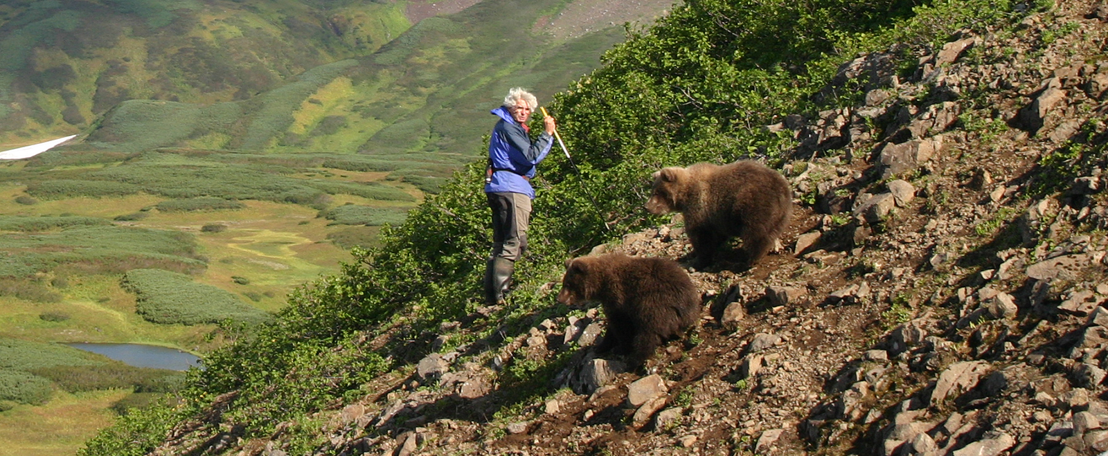 Talking With Bears (Preface)